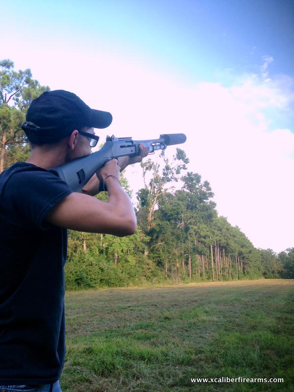 SS1C Shotgun Silencer